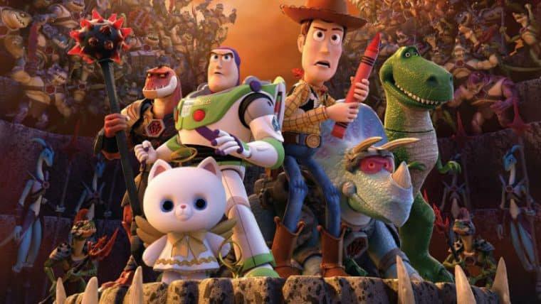 Pixar não tem planos para mais continuações depois de 2019