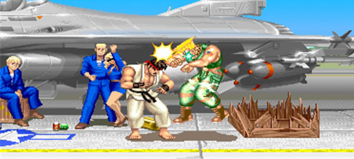 Street Fighter | Jogos clássicos vão ser lançados no Nintendo 3DS