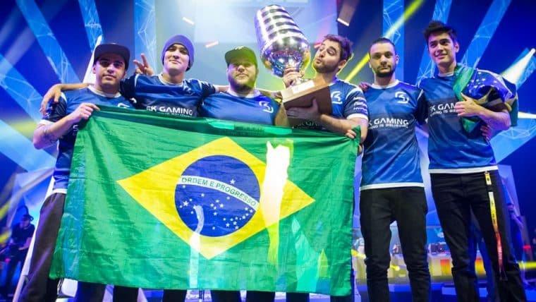 Brasileiros da SK Gaming vencem mundial de Counter-Strike na Alemanha