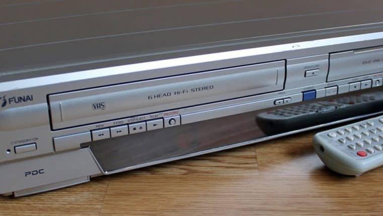 O fim do VHS: Empresa japonesa vai parar produção de aparelhos esse mês