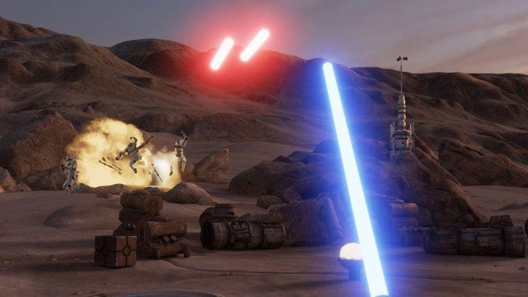 Star Wars | Jogo VR Trials on Tatooine está disponível de graça no Steam