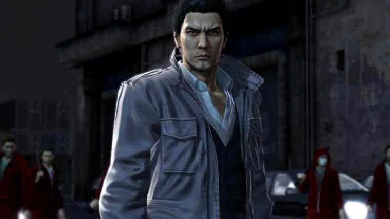 Yakuza 5 apareceu de graça na PS Plus da Europa