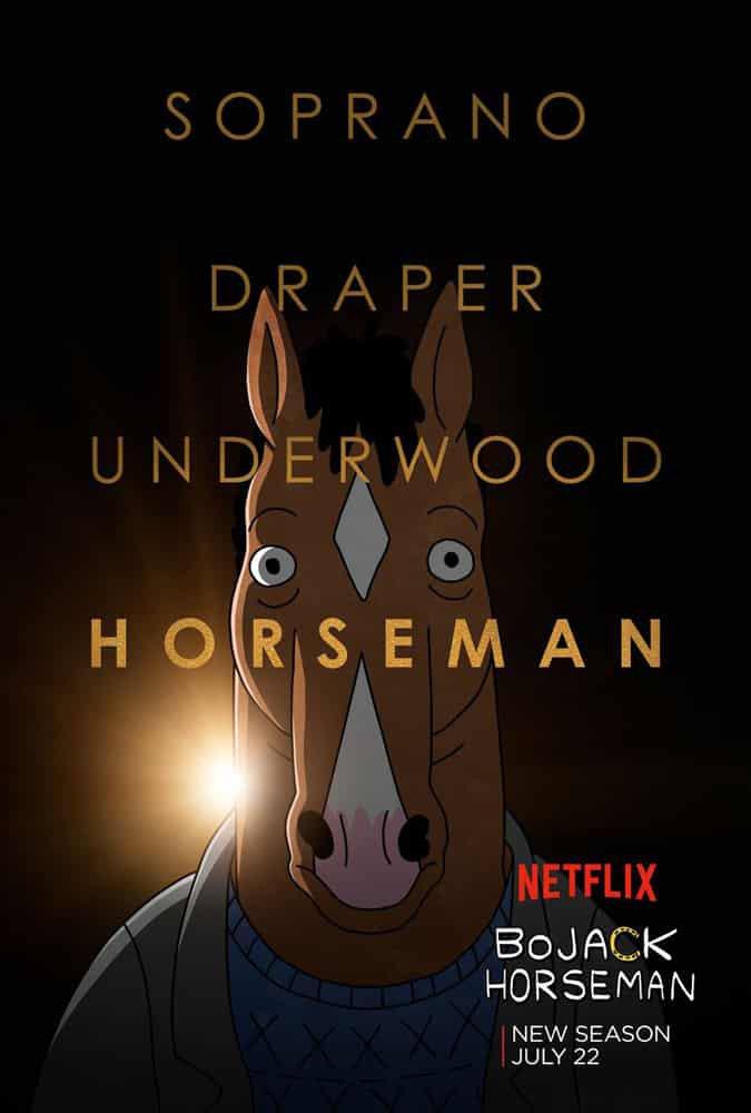 bojack horseman terceira temporada