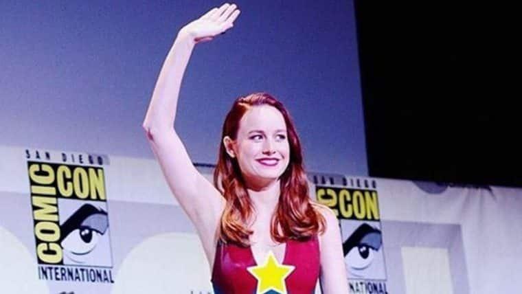 Capitã Marvel | Brie Larson agradece o apoio dos fãs