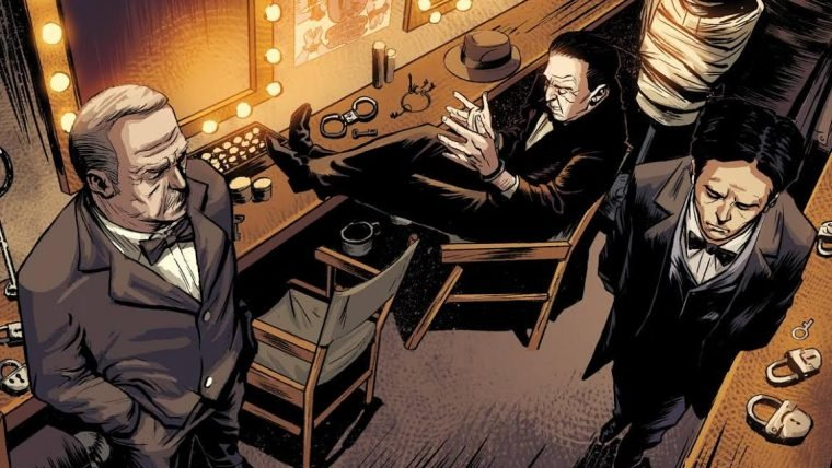 Classified é uma HQ brasileira sobre espionagem que mistura fatos históricos com ficção