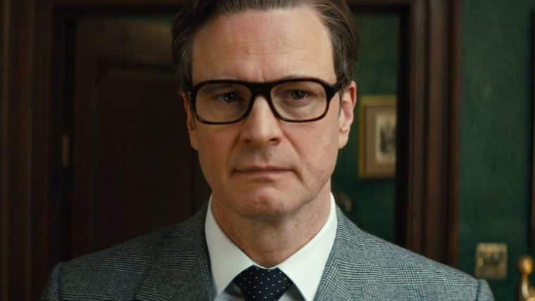 Kingsman | Pedro Pascal divulga foto dos bastidores ao lado de Colin Firth