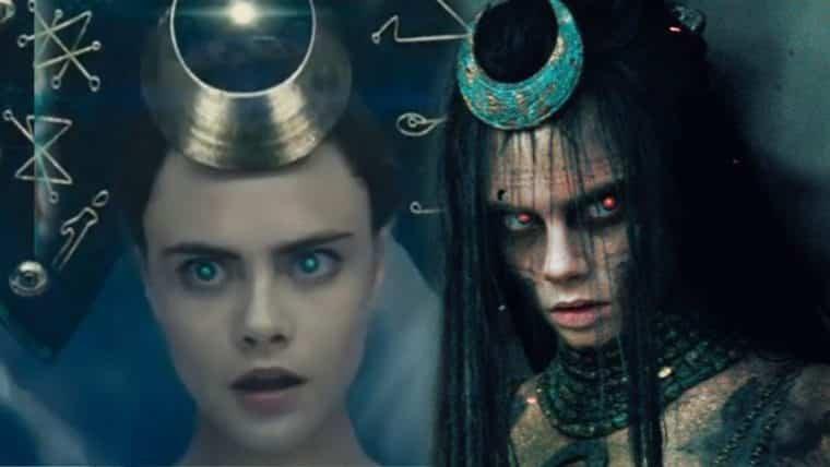 Esquadrão Suicida | Magia aparece com um visual diferente em trecho do filme