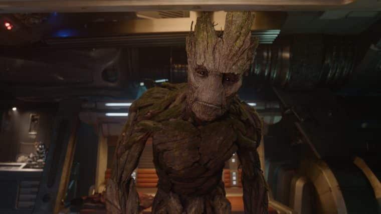 Guardiões da Galáxia Vol. 2 | Kevin Feige explica sobre a memória de Groot