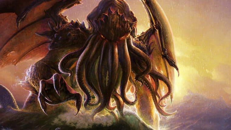 Rumor: Legendary estaria produzindo série baseada na obra de H.P. Lovecraft