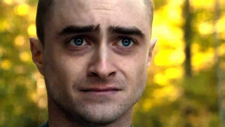 Daniel Radcliffe é um policial infiltrado no trailer de Imperium
