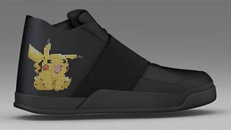 Pokémon Go | Sapatos especiais podem ajudar a capturar monstrinhos com estilo