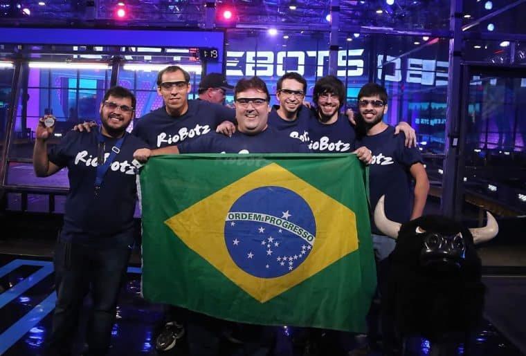 RioBotz é a primeira equipe de língua não-inglesa do programa