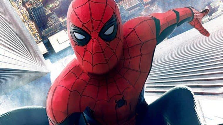 Spider-Man: Homecoming   Tom Holland faz pouso de super-herói em vídeo de bastidores
