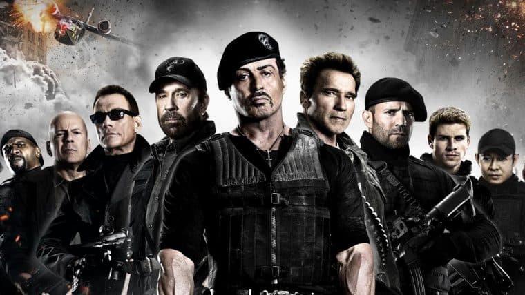 Stallone sugere que Mercenários 4 vai acontecer