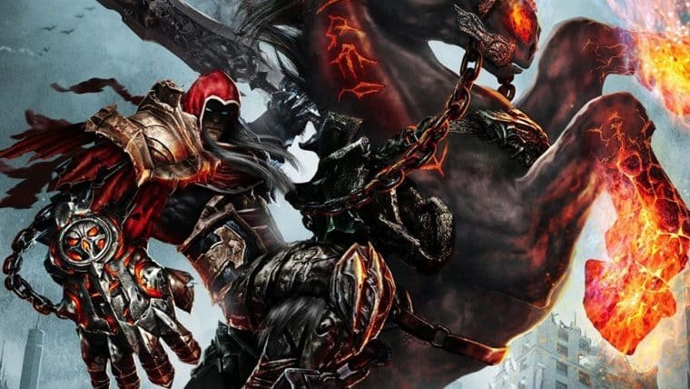 Edição remasterizada de Darksiders é anunciada para PS4, Xbox One, PC e Wii U