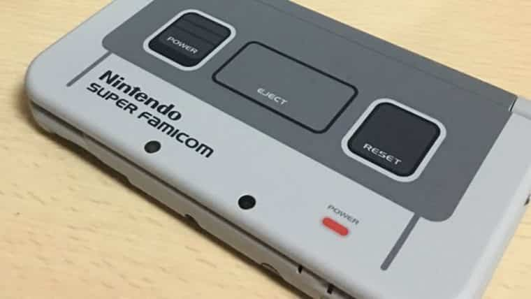 Nintendo 3DS | Edição temática de Super Famicon é ainda mais bonita de perto
