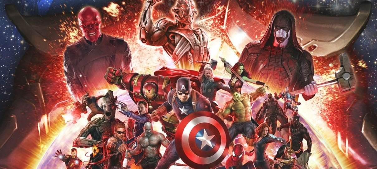 Robert Downey Jr posta imagem enigmática sobre próximo filme dos Vingadores