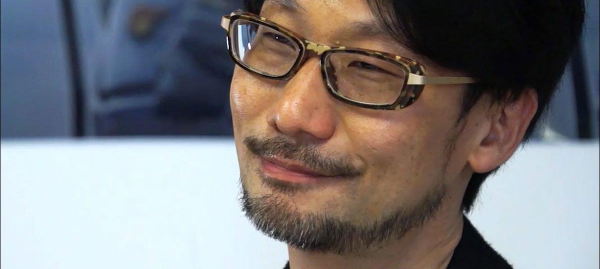 A treta entre a Konami e Hideo Kojima ainda não acabou