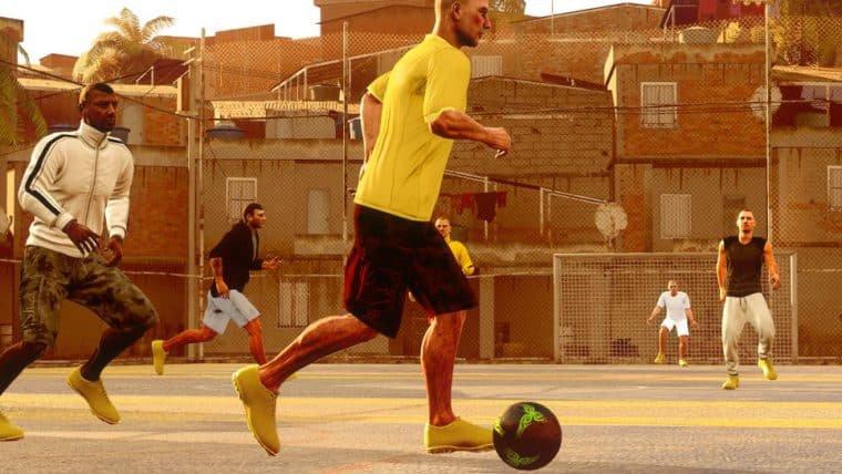Futsal e futebol de rua são os focos em Metris Soccer