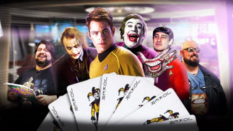 Star Trek: Sem Fronteiras e Coringas