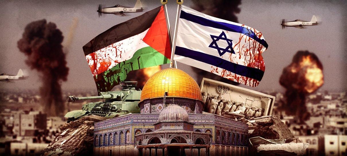A questão Israel e Palestina