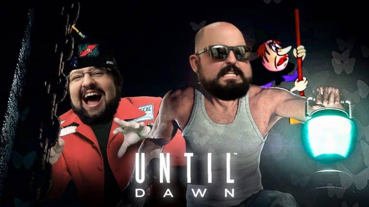 Until Dawn - E lá vamos nós!