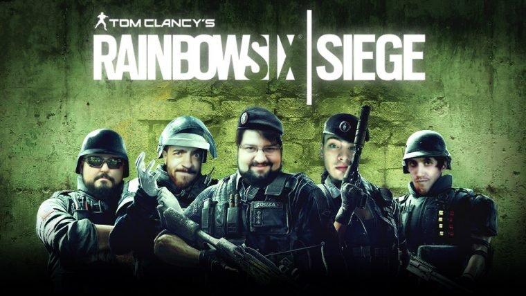 Rainbow Six Siege - Caveira