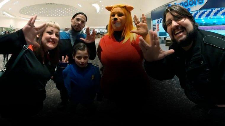 Pré-estreia de Star Trek: Sem Fronteiras