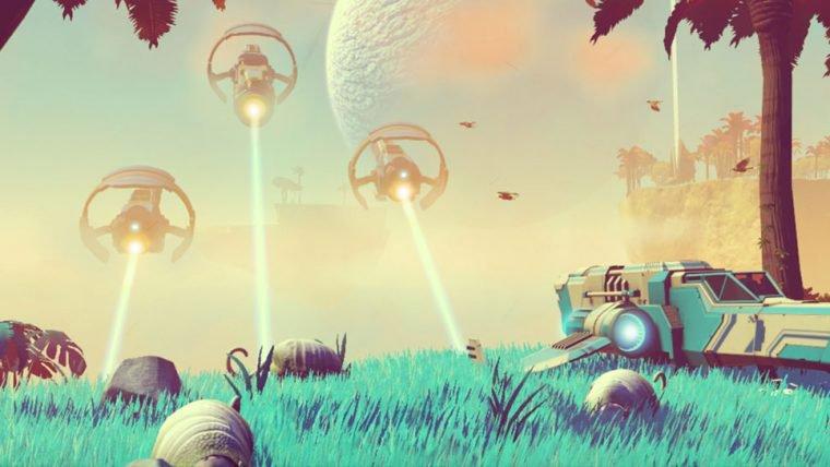 No Man's Sky | Jogo é o maior lançamento do Steam esse ano