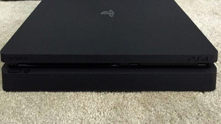 Vazam imagens do suposto novo modelo de PS4
