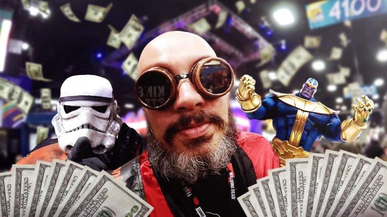 Bugigangas da Comic Con