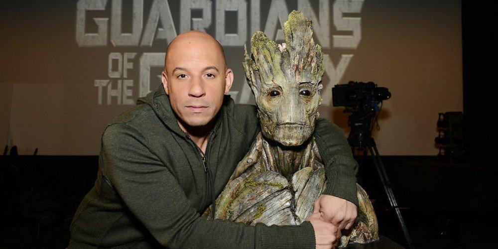 Vin Diesel confirma participação de Guardiões da Galáxia em Guerra Infinita