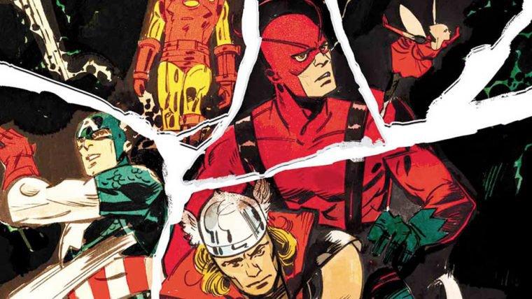 Marvel oficializa HQ dos Vingadores nos anos 60