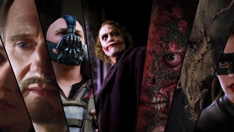 Bruce Wayne Contra o Mundo | Vídeo mistura Scott Pilgrim e O Cavaleiro das Trevas