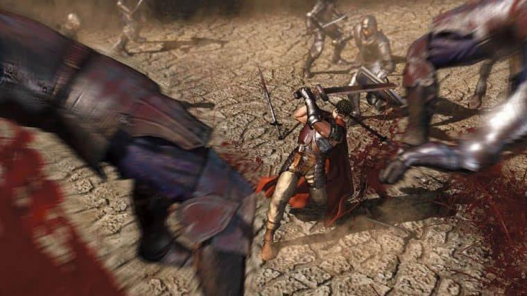 Berserk | Veja as habilidades de Guts em novo vídeo do jogo