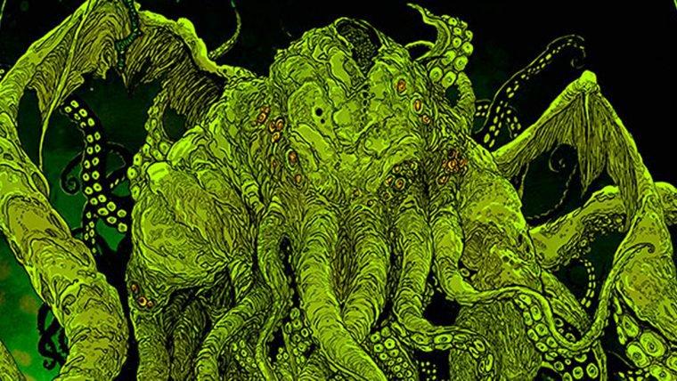 O Despertar de Cthulhu em Quadrinhos traz os horrores de Lovecraft ilustrados