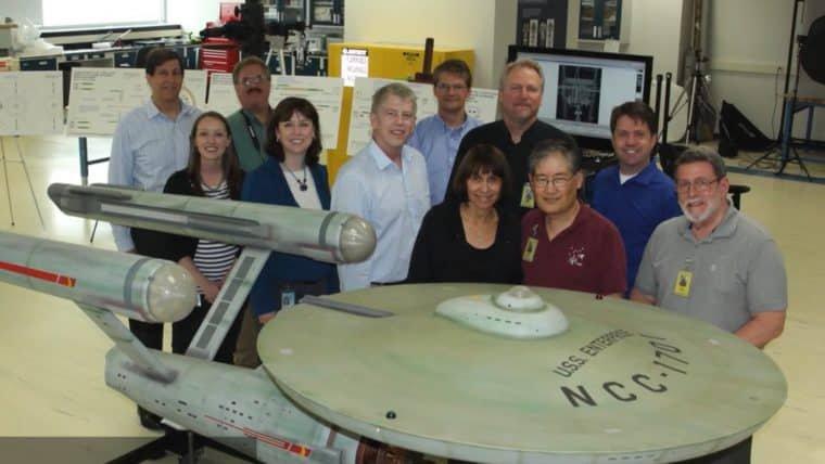 Star Trek | Confira o processo de restauração da U.S.S. Enterprise original