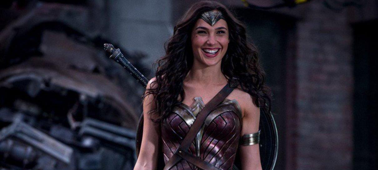 Batman vs Superman | Gal Gadot revela imagem dos bastidores do filme