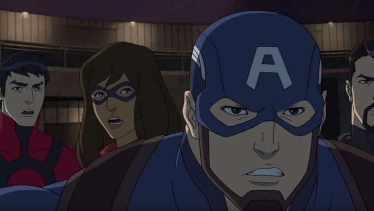 Kamala Khan vai aparecer em breve na animação dos Vingadores