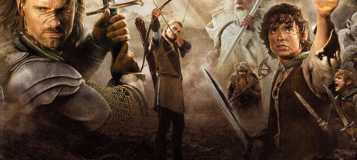 O Senhor dos Anéis e O Hobbit ganham caixa blu-ray FANTÁSTICA