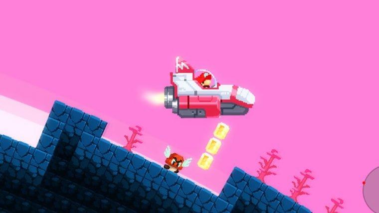 No Mario's Sky | Procure a princesa em um dos quintilhões de planetas