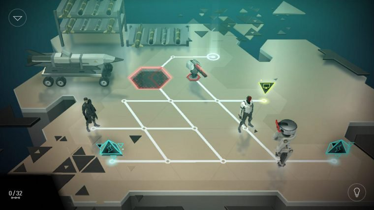 Review | Deus Ex Go