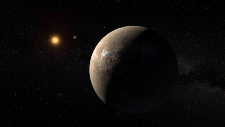 Astrônomos descobrem planeta semelhante à Terra nos arredores de Proxima Centauri