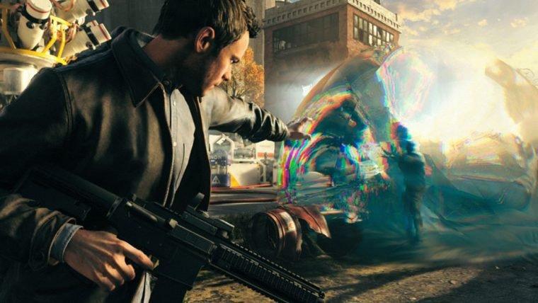 Quantum Break será lançado no Steam em 14 de setembro