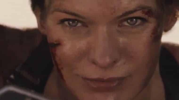 Resident Evil: The Final Chapter | Milla Jovovich divulga teaser do filme