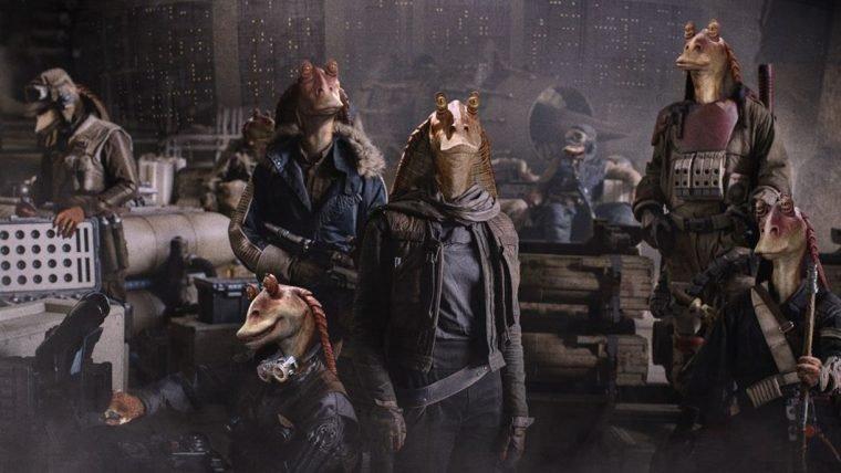 Rogue One   Erro faz com que pôster com Jar Jar Binks seja divulgado nos cinemas do Egito