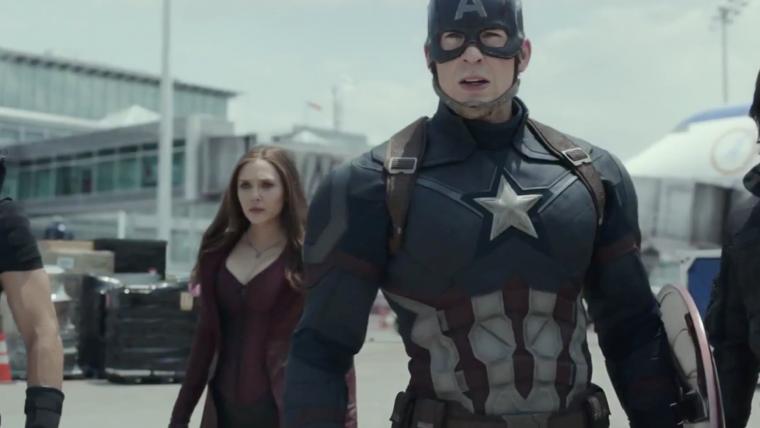Steve Rogers não é mais o Capitão América nos cinemas