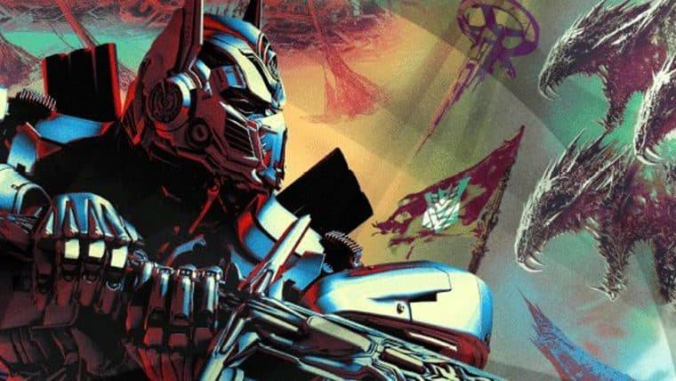 Transformers: O Último Cavaleiro   Michael Bay usou câmeras IMAX em 98% das cenas