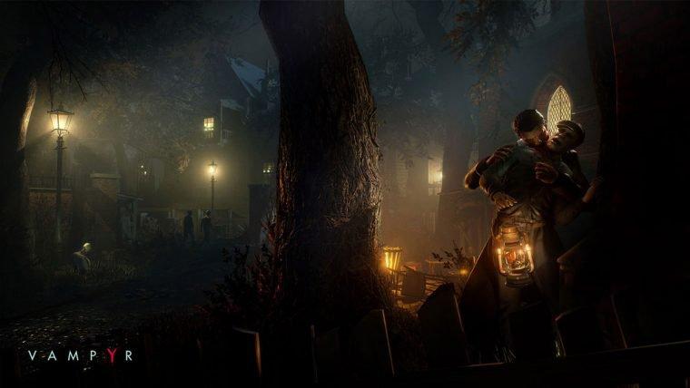 Vampyr | Torne-se um vampiro na noite de Londres no vídeo de 15 minutos de gameplay