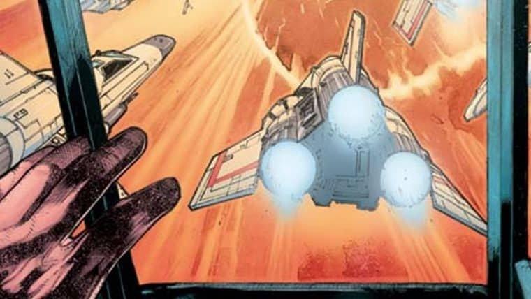 Battlestar Galactica   Veja as prévias da nova HQ da série